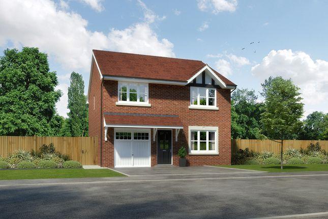 "Thumbnail Detached house for sale in ""Denewood"" at Whittingham Lane, Broughton, Preston"