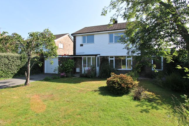 Thumbnail Detached house for sale in Stafford Road, Petersfield