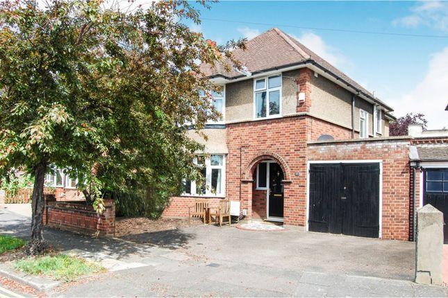 Thumbnail Detached house for sale in Kingsbrook Road, Bedford