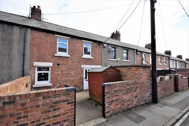 Thumbnail Terraced house for sale in Thorpe Street, Easington, County Durham