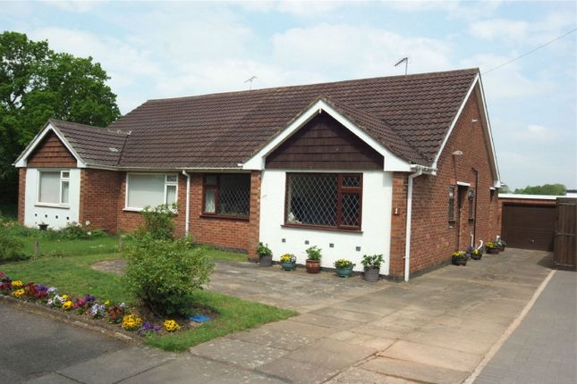 2 bed semi-detached bungalow for sale in Greenleaf Close, Mount Nod, Coventry