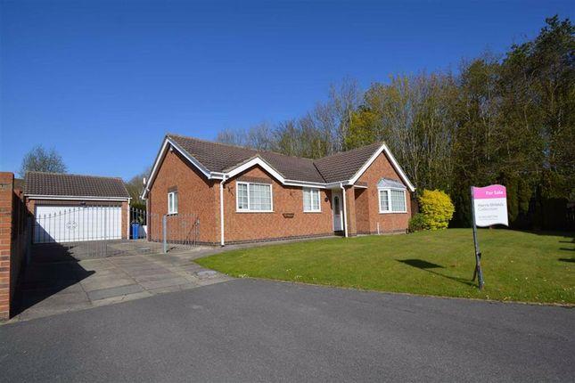 Thumbnail Detached bungalow for sale in Newtondale Garth, Bridlington, East Yorkshire