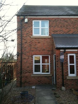 Thumbnail Semi-detached house to rent in Queens Drive, Crowle, Scunthorpe