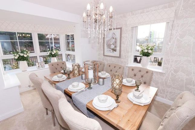 "Dining Room of ""Alnwick"" at ""Alnwick"" At Rykneld Road, Littleover, Derby DE23"