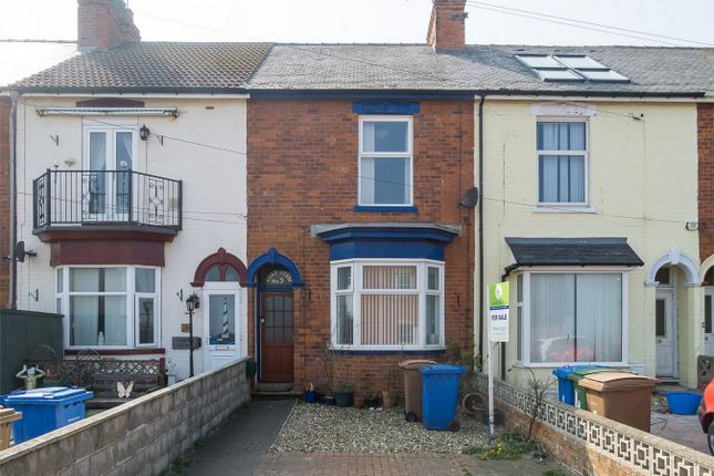 Thumbnail Terraced house for sale in Marine Parade, Withernsea, East Riding Of Yorkshire