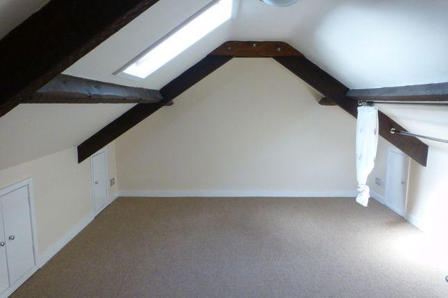 Attic Room of Elim Chapel, Ammanford, Carmarthenshire. SA18