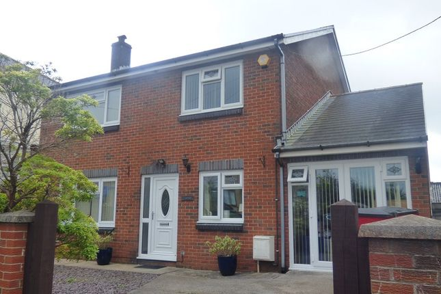 Thumbnail Detached house for sale in Marigold Place, Seven Sisters, Neath .