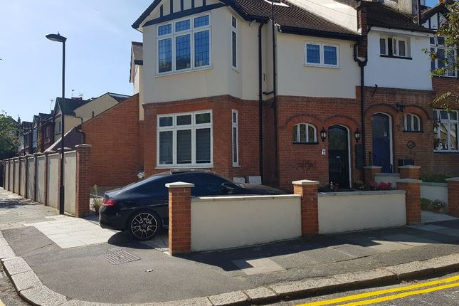 Thumbnail Semi-detached house to rent in Chase Hill, Enfield