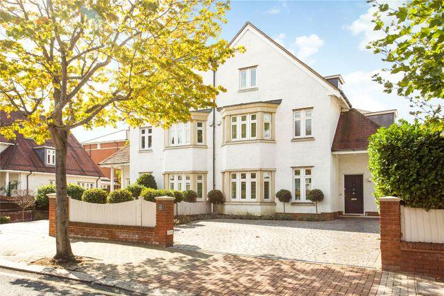Semi-detached house for sale in Arcadian Place, London