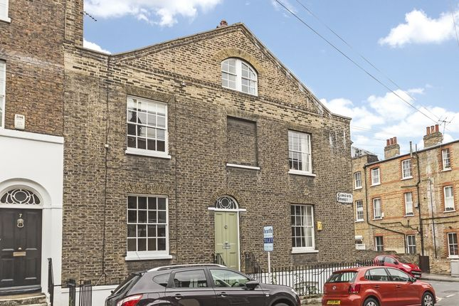 Thumbnail Terraced house to rent in Circus Street, Greenwich