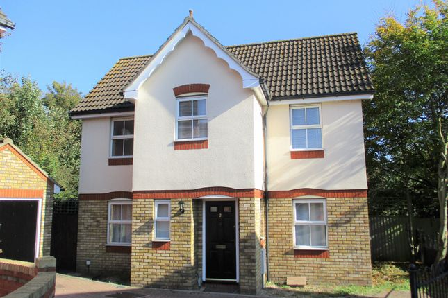 Thumbnail Detached house to rent in Foxglove Road, Romford, Essex