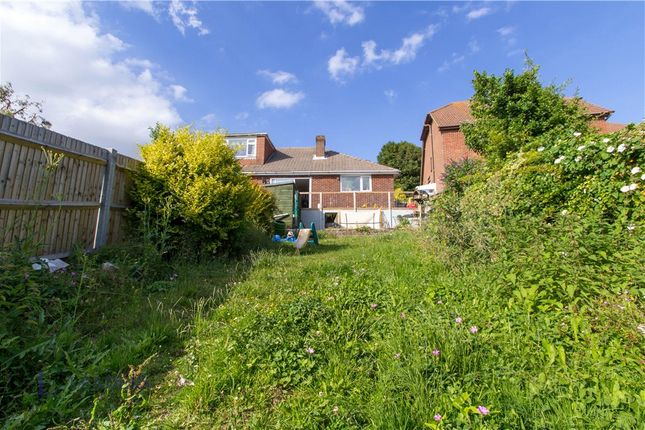 Thumbnail Bungalow for sale in Crescent Drive North, Brighton, East Sussex