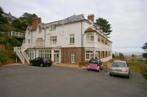 Thumbnail Flat to rent in Church Road, Minehead