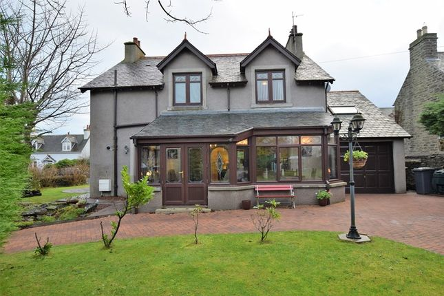 Thumbnail Detached house for sale in Kelvin 21 Newton Road, Wick