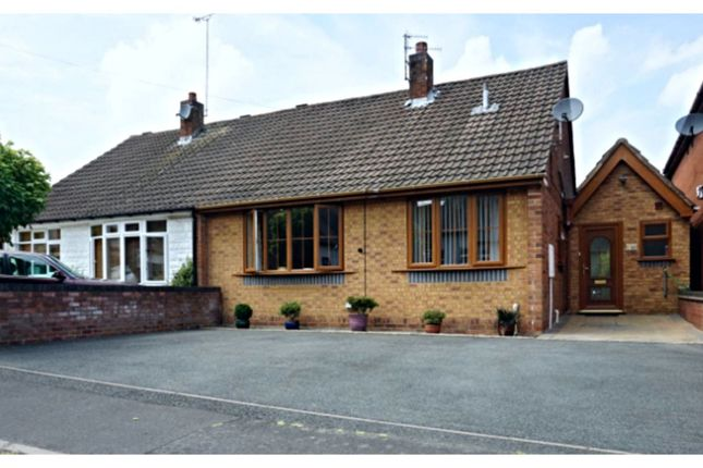 Thumbnail Semi-detached bungalow for sale in Woodbury Road, Stourport-On-Severn