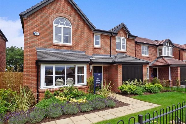 Thumbnail Detached house for sale in Swanlow Lane, Winsford, Cheshire