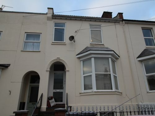 Thumbnail Terraced house to rent in Forfield Place, Leamington Spa