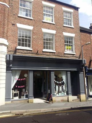 Thumbnail Retail premises to let in Cross Street, Cheadle, Staffordshire