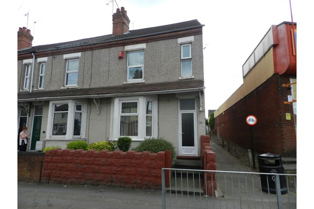 3 bed end terrace house for sale in Walsgrave Road, Coventry