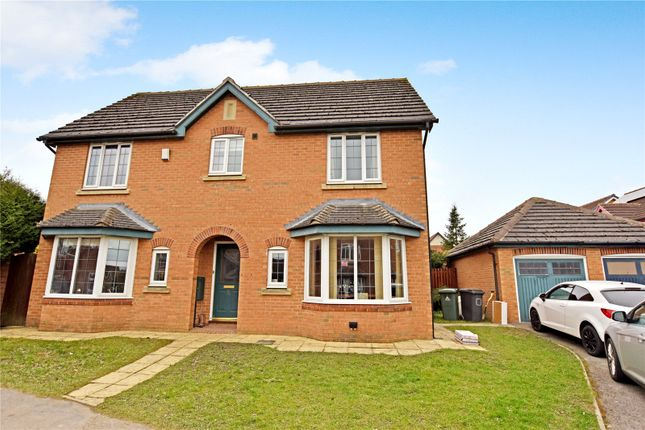 Thumbnail Detached house for sale in Brow Wood Road, Birstall, Batley