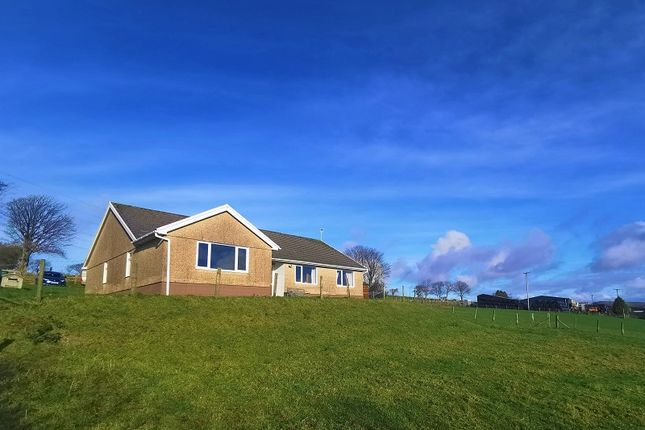 3 bed detached house for sale in Baran Road, Rhydyfro, Pontardawe, Neath And Port Talbot. SA8