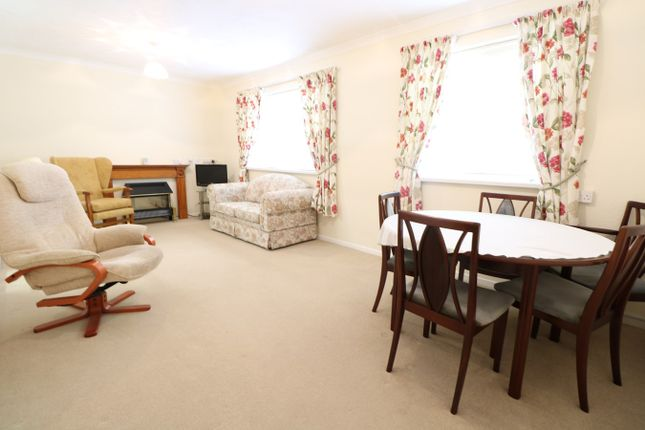 Thumbnail Flat for sale in Castle Court, Maryport Street, Usk