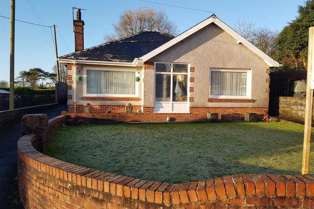 Thumbnail Bungalow for sale in Waterloo Road, Penygroes, Llanelli