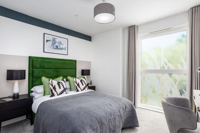 Thumbnail 1 bed flat for sale in Kidbrooke Village, Greenwich