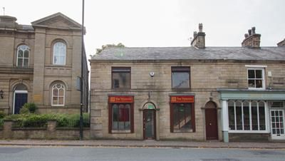 Thumbnail Restaurant/cafe for sale in 16-18 Market Place, Ramsbottom
