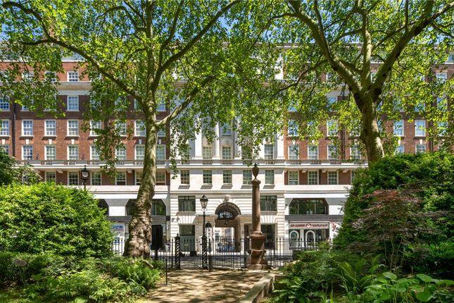 Thumbnail Flat for sale in Portman Square, London
