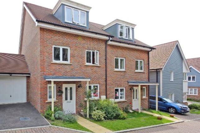 Thumbnail Semi-detached house to rent in Knox Road, Haywards Heath