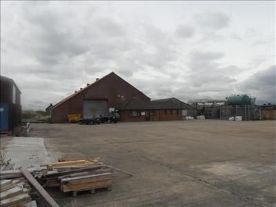 Thumbnail Light industrial for sale in No. 1 Works, West Marsh Lane, Havenside, Barrow-Upon-Humber, North Lincolnshire
