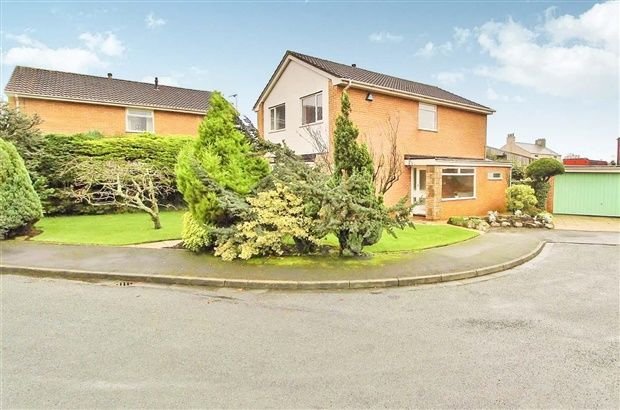 Thumbnail Property for sale in Wentworth Close, Preston