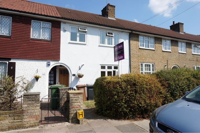 Thumbnail Terraced house for sale in Oakridge Road, Bromley