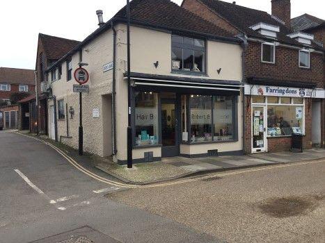 Retail premises for sale in St. Johns Close, Midhurst