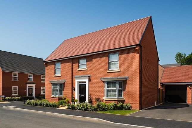 "Thumbnail Detached house for sale in ""Henley"" at Holt Road, Horsford, Norwich"
