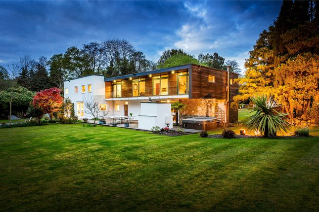 Thumbnail Detached house for sale in Worplesdon, Surrey