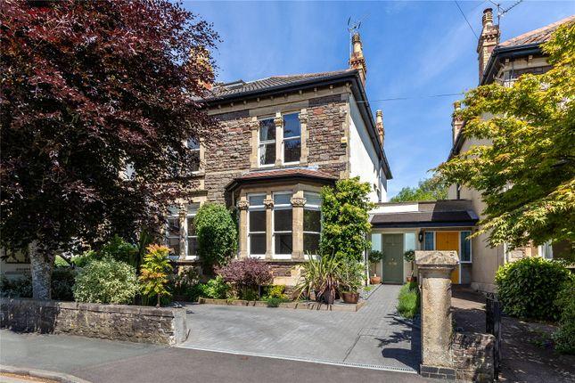 Thumbnail Semi-detached house for sale in Logan Road, Bishopston, Bristol