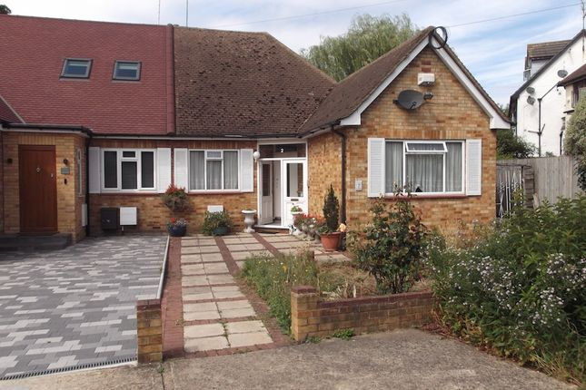 Thumbnail Bungalow for sale in Hutton Grove, Finchley