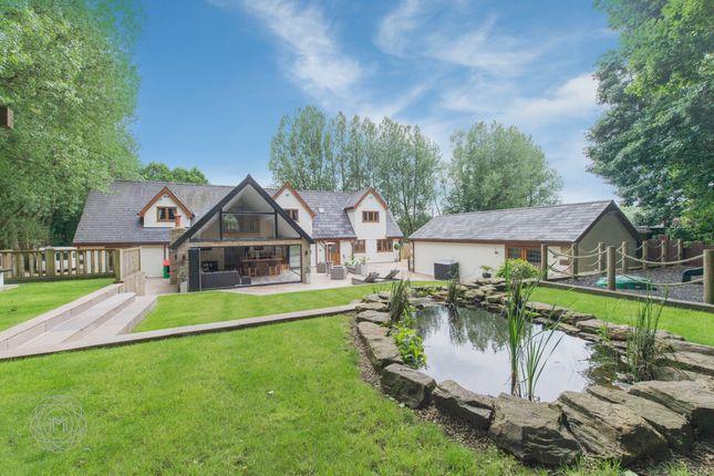 Thumbnail Detached house for sale in Lady Bridge Lane, Bolton, Lancashire