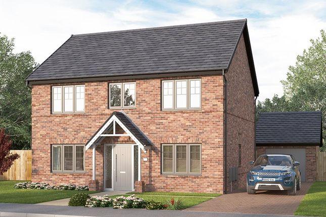 "Thumbnail Detached house for sale in ""Coming Soon"" at Corner Farm, Luke Lane, Brailsford, Ashbourne"