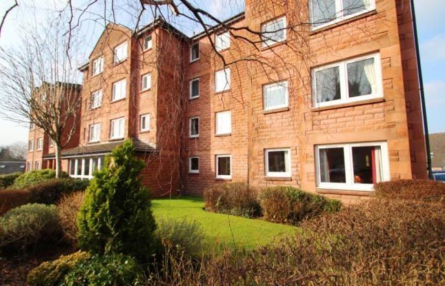 Thumbnail Flat for sale in Elphinstone Court, Lochwinnoch Road, Kilmacolm, Inverclyde