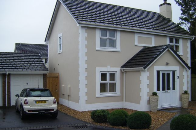 Detached house to rent in Bodmin Close, Chippenham