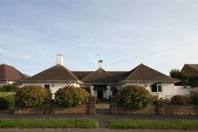 Thumbnail Detached bungalow for sale in Cooden Drive, Cooden, Bexhill On Sea