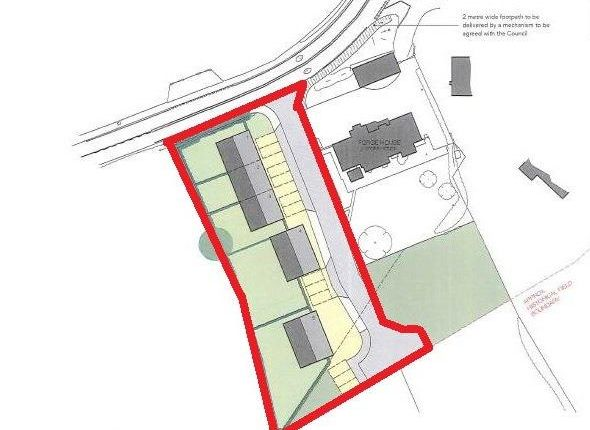 Thumbnail Land for sale in Residential Development Site, Adjacent To Forge House, Burley Gate, Hereford, Herefordshire