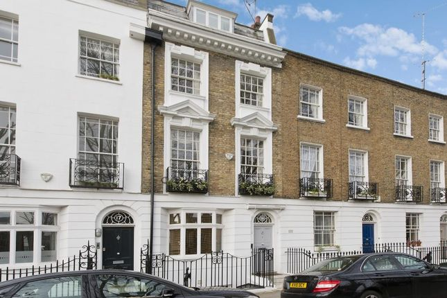 Thumbnail Terraced house for sale in Pembroke Square, London