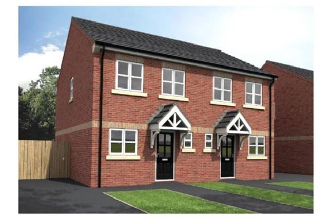 Plot 6 (The Maple), Well Hill Drive, Harworth, Doncaster DN11