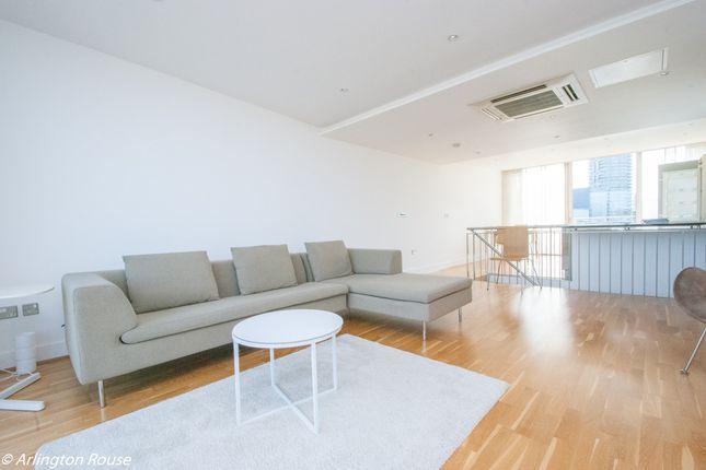 Thumbnail Flat to rent in Crystal Wharf, Graham Street, Islington, London
