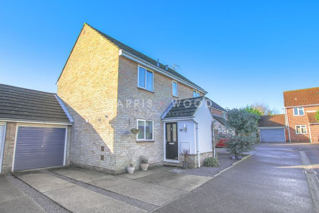 Thumbnail Detached house for sale in Tusset Mews, Colchester