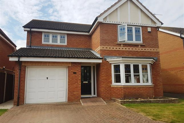 4 bed detached house to rent in Sandbeck Court, Bawtry, Doncaster DN10
